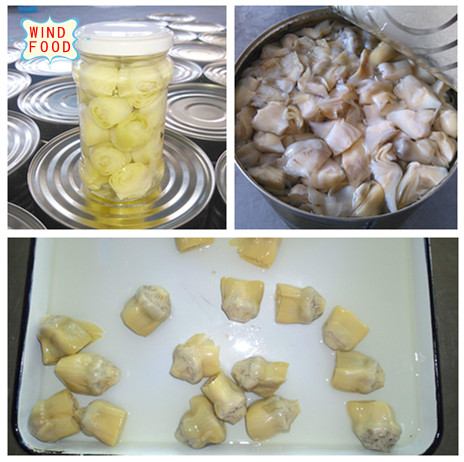canned artichoke hearts whole slices quarters piece
